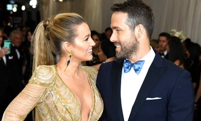 Blake Lively Trolled Her Husband Ryan Reynolds For Having No Chill