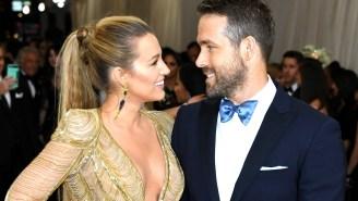 Blake Lively Masterfully Trolled Her Husband Ryan Reynolds For Having 'No Chill' On Social Media
