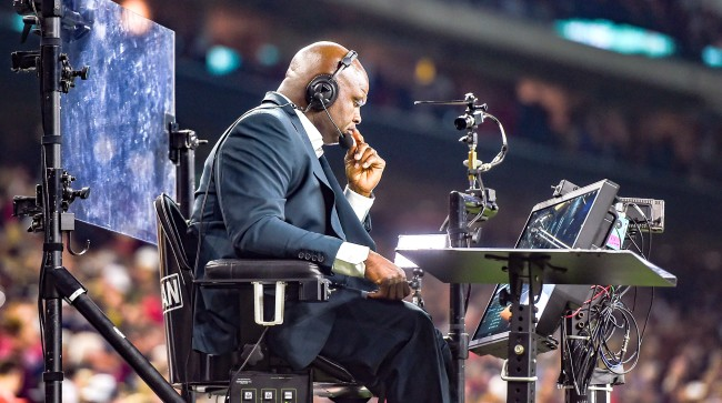 Brent Jones Ripped Booger McFarland For His Jimmy Garoppolo Analysis