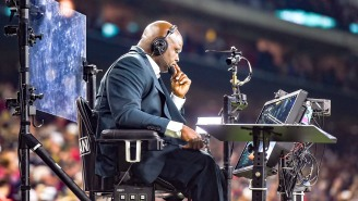 Former Pro Bowler Brent Jones Absolutely Destroyed Booger McFarland For His Analysis Of Jimmy Garoppolo