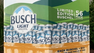 Busch Light Is Selling A 56-Pack Of Beer For A Limited Time And Here's Where You Can Pick One Up