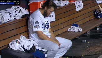 Clayton Kershaw Gets The Meme Treatment After Choking In The Playoffs Again In Game 5 Vs Nationals