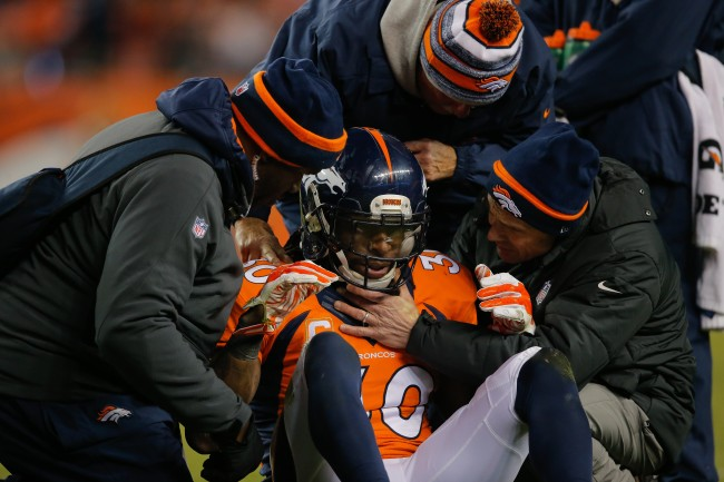 Scary CTE study shows NFL players risk getting CTE by 30% with each season they play