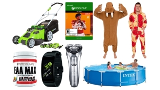 Daily Deals: Madden 20, Halloween Costumes, Pools, Samsung Gear Fit2, Saucony Clearance, Under Armour Fall Sale And More!