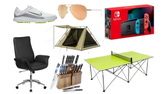 Daily Deals: $550 70-Inch TV, Power Tools, Chef Knives, RAEN Sunglasses, Golf Shoe Sales And More!