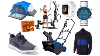 Daily Deals: Movado Watches, Bowflex Gyms, Halloween Candy, Snowblowers, Eastbay Sale, Cole Haan Clearance And More!