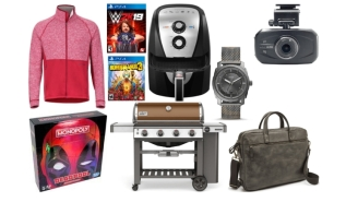 Daily Deals: Deadpool Monopoly, Video Games, Air Fryers, Fossil Watches, Marmot Clearance, Levi's Sale And More!