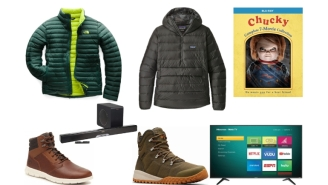 Daily Deals: $7 Bathing Suits, Klipsch Sound Bars, Patagonia Jackets, Cole Haan Shoes, DSW Boots Sale And More!