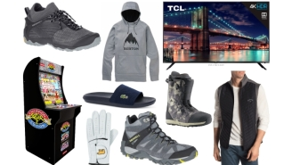 Daily Deals: Burton Snow Gear, Big Screen TVs, Jack Nicklaus Golf Gear, Street Fighter Arcade, Lacoste Sale And More!