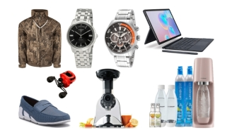Daily Deals: Tissot Watches, SodaStream, Water Shoes, Hunting Apparel, Curry 6 Sneakers, Banana Republic Clearance And More!