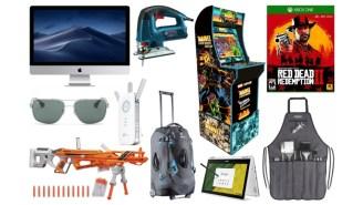 Daily Deals: Overwatch Monopoly, Marvel Superheroes Arcade, Sunglasses, Allen Edmonds Sale, 'Red Dead Redemption 2' And More!
