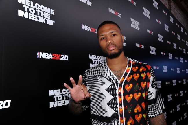Damian Lillard responds to Shaquille O'Neal's rapping criticism by dropping wild new diss track
