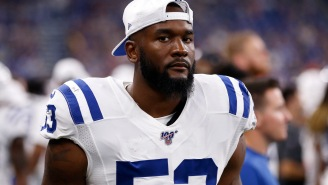 Twitter Reacts To Colts' Darius Leonard Ripping Bleacher Report For Their Lost Credibility Over NFL Draft Projection