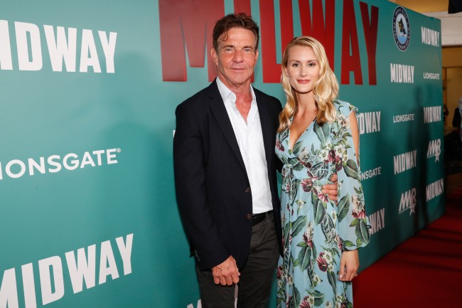 Dennis Quaid got annihilated on Twitter after news broke he got engaged to a 26-year-old