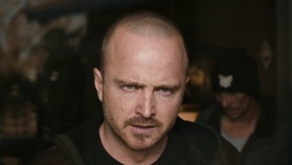 Aaron Paul Says The Ending Of 'El Camino' Left Him Speechless