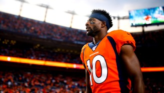 Thanks To The NFL's Schedule, Emmanuel Sanders Could Play In 17 Games This Season, With No Bye Weeks