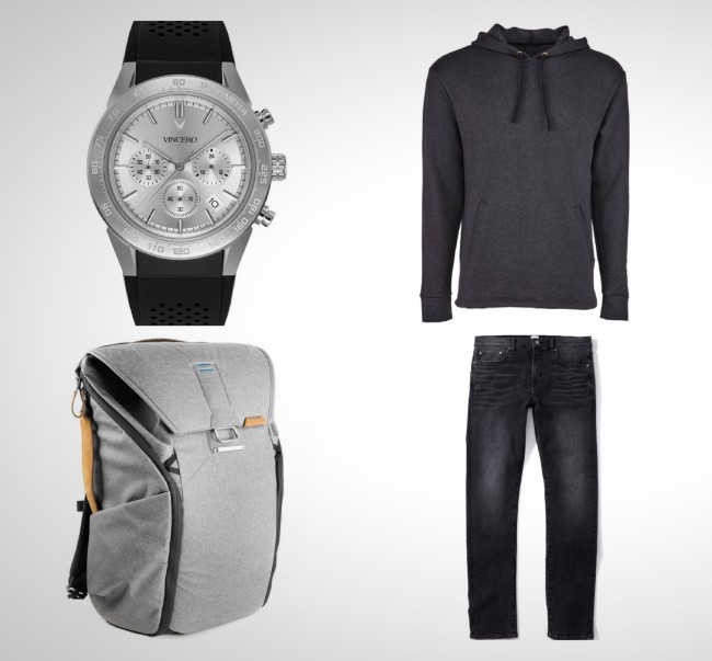 best everyday carry essentials black grey industrial