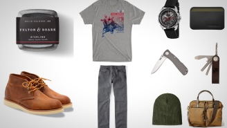10 Of The Best Stylishly Casual Everyday Carry Essentials