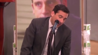 The 'Extended Roast Of Michael Scott' Is A Deleted Scene Diehard Fans Of 'The Office' Need To See