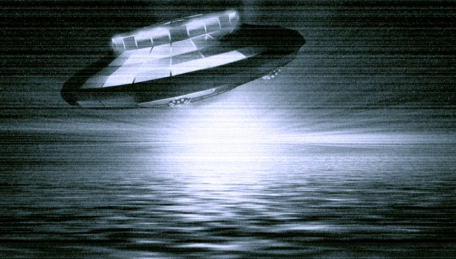 Fleet Of 14 Strange Glowing UFOs Spotted Off Coast Of North Carolina