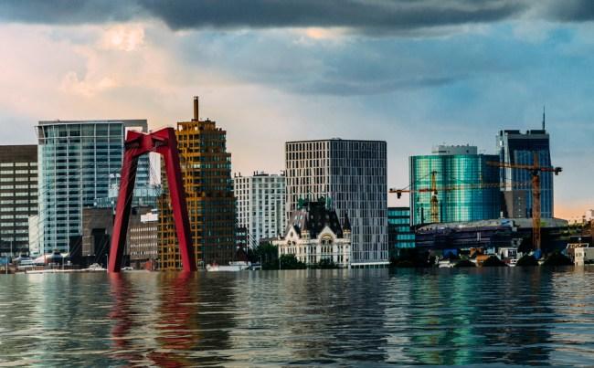 cities underwater global warming 2050