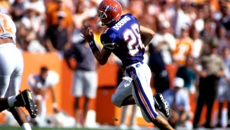 Check Out The Ridiculous Outfit Former Florida Gator Chris Doering Had To Wear After Losing LSU Bet