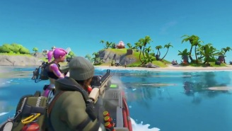 'Fortnite' Announces 'Chapter 2' With Epic Trailer That Features A New Island, Water Gameplay And More