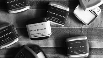 Fulton & Roark Is Changing The Solid Cologne Game – Test The Sample Pack + $16 OFF Your Next Order