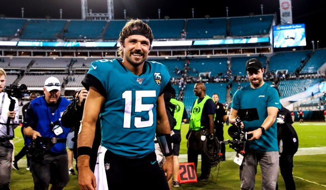Gardner Minshew Is Unclaimed In His Own Fantasy Football League