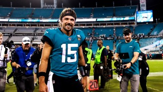 Gardner Minshew Is Unclaimed In His Own Fantasy Football League, And He's In First Place