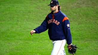 Gerrit Cole Basically Disowns The Astros After Not Being Used In Game 7 Loss: 'I'm Not An Employee Of The Team'