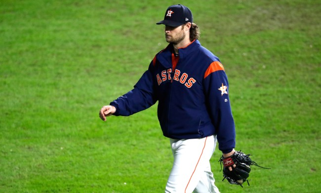 Gerrit Cole After Game 7 Loss Im Not An Employee Of The Team