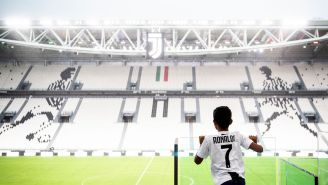 Cristiano Ronaldo's Son Has Scored Way More Goals For Juventus Than His Father Has