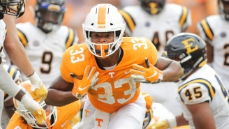 Police Video Shows Tennessee LB Jeremy Banks Calling Head Coach Jeremy Pruitt After Cursing Out Police Officers Following Arrest