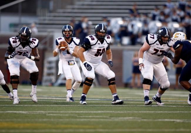 samford college football player changes name stepdad