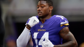 Bills Mafia Is Going Bananas Over A Potential Stefon Diggs Trade Following His Bills-Centric Instagram Activity