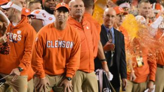 Dabo Swinney Says Florida State 'Should Be 5-0' And I Do Not Understand