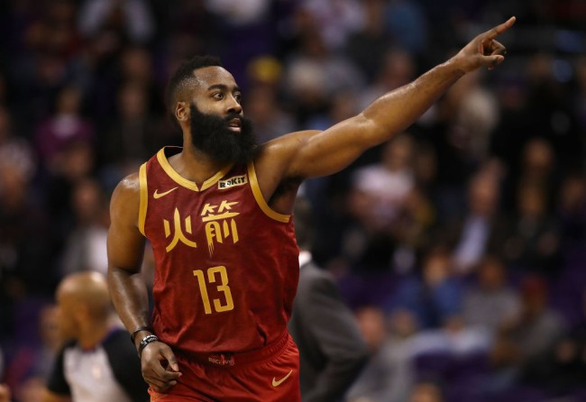 James Harden apologizes for Houston Rockets GM's Hong Kong tweet that angered the Chinese government