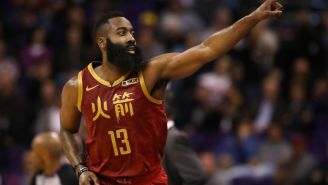 James Harden Issues Apology To China For Rockets GM's Hong Kong Tweet, Nets Owner Slams Daryl Morey, Games Canceled