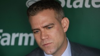 Chicago Cubs President Theo Epstein Being Sued For $51K Because His Dog Allegedly Pissed All Over A Rental House