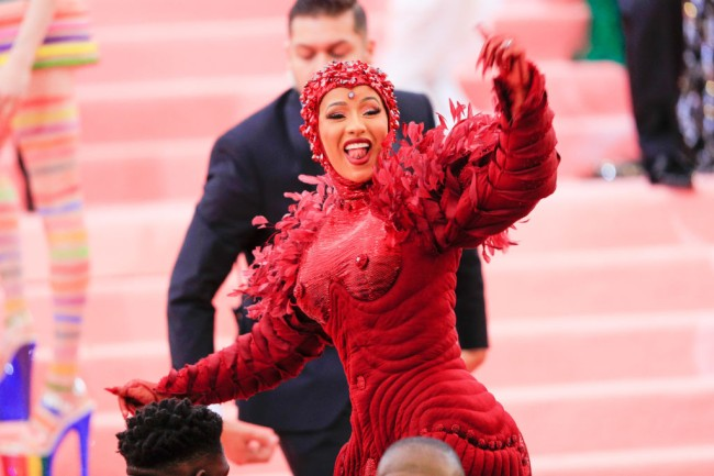 cardi b new album tiger woods