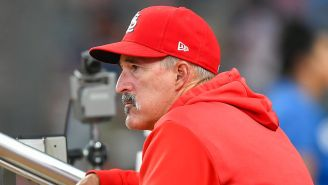Cardinals Pitching Coach Mike Maddux Had Not One But Two Hole-In-Ones In The Same Round