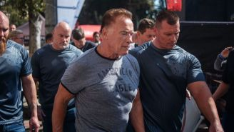 Arnold Schwarzenegger Reveals The Workout Mistakes And Advice On How To Maximize Your Time At The Gym