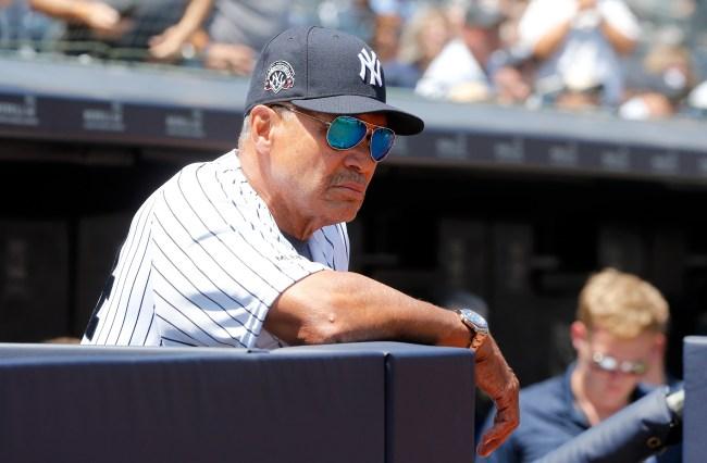 Reggie Jackson New York Yankees