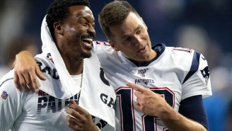 Tom Brady Pulls Classy Move For Demaryius Thomas Before Monday Night Football After Thomas Said He Was Insulted By The Patriots Trading Him To The Jets
