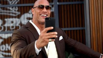 Dwayne 'The Rock' Johnson Reveals What's In His Gym Bag – Raw Hot Dogs And Tequila