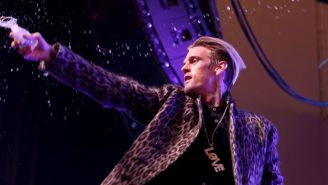 Aaron Carter Calls America 'Foul' And Then Moves Into 8-Bedroom, 9,000-Square-Foot Mansion In Canada