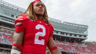 Chase Young's Dominant Performance Against Wisconsin Has People Talking Heisman And First-Overall Pick Possibilities