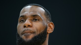LeBron James Brings Back Taco Tuesday, Let's The World Know He's Still Corny During Self-Isolation