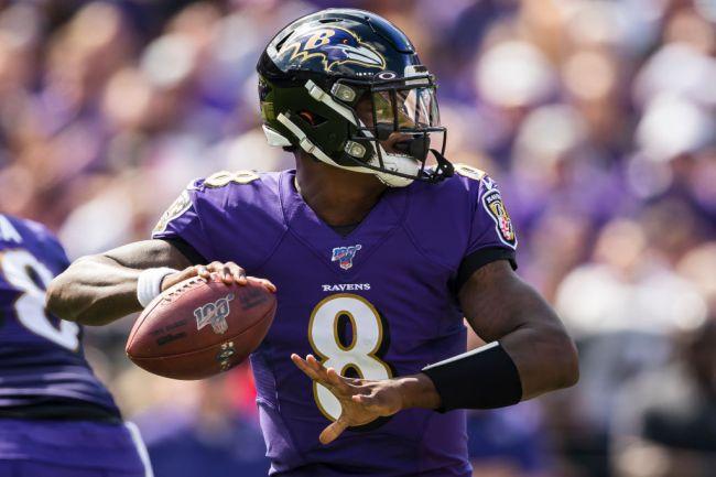 lamar jackson defenses calling out ravens plays